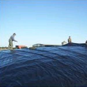 Nylon para Silo Negro de 130 Micrones (espesor)