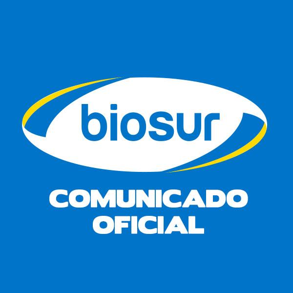 BIOSUR COMUNICADO COVID-19