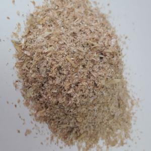 Afrecho de trigo