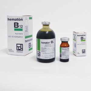 Hematon B-12 Inyectable